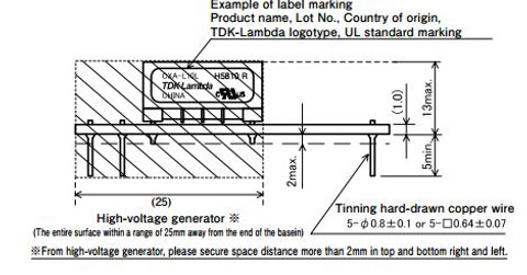 TDK CXA-L10L Inverter Buy at LCDQuote.com USA Seller.  Free Shipping