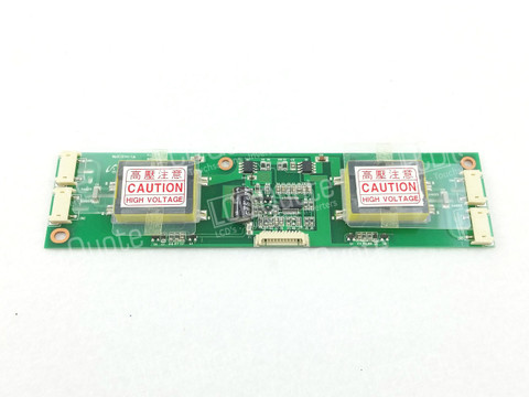 PIS Corp AT-0190HD Inverter Back Picture
