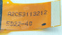 OEM A2C53113212 LCD Label Image. Buy Online at LCDQuote.com USA Seller & FREE Shipping