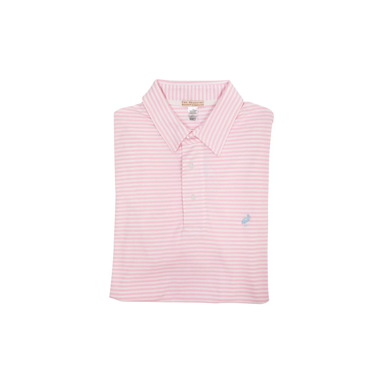 Pink Croquet Polo