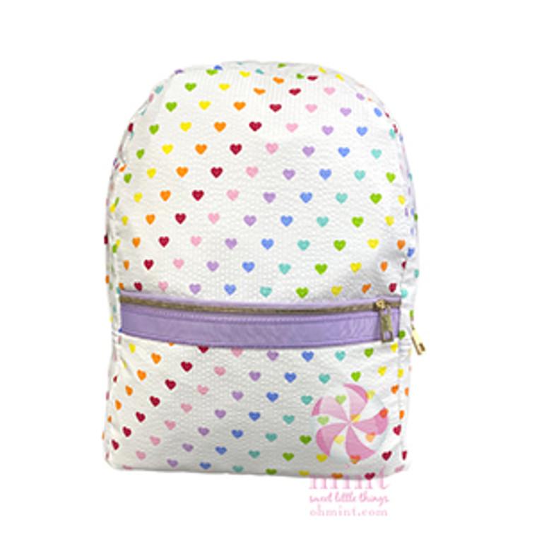 Tiny Hearts Backpack
