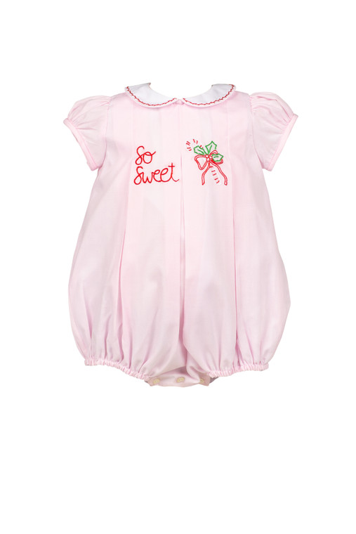 So Sweet Embroidered Bubble