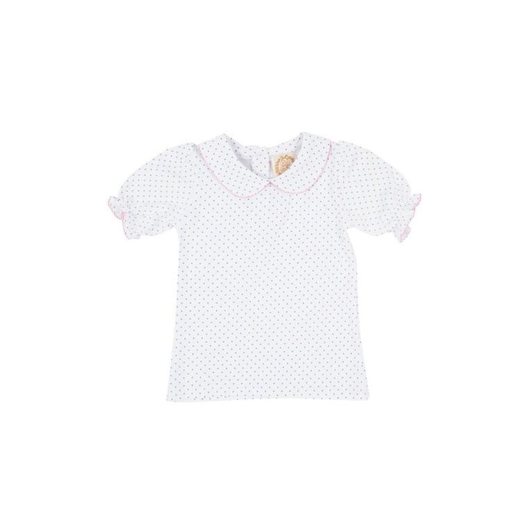 Barbados Maudes Peter Pan Shirt