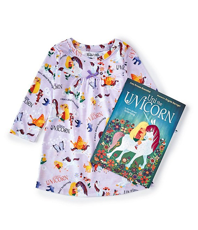 Uni the Unicorn Nightgown