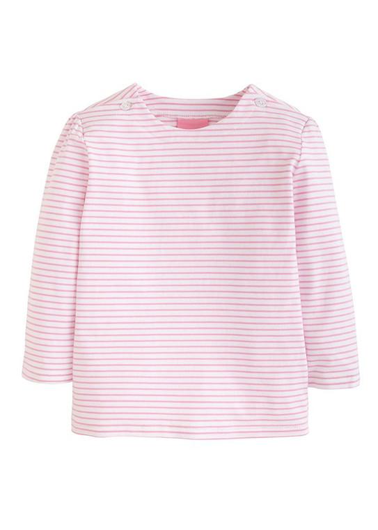 Pink Stripe Rosie Blouse