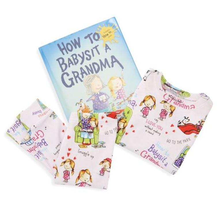 Books to Bed Babysit Grandma