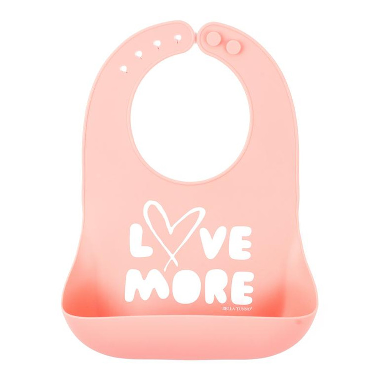 Love More Bib