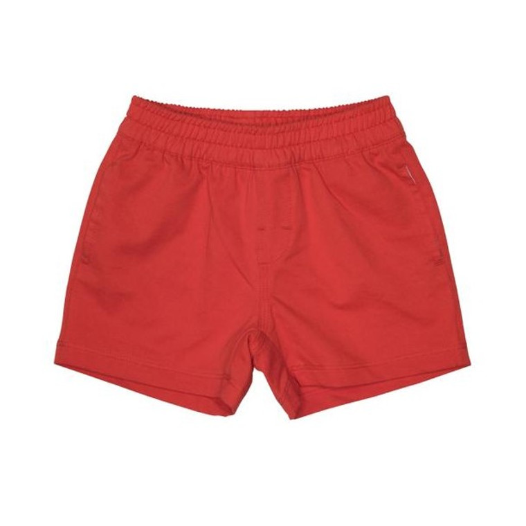 Red Sheffield Short