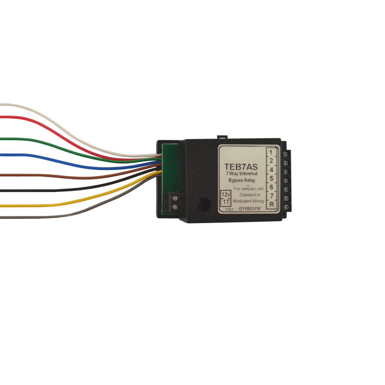 Universal Bypass Relay for Cambus /& Multiplex Wiring Towbar electrics