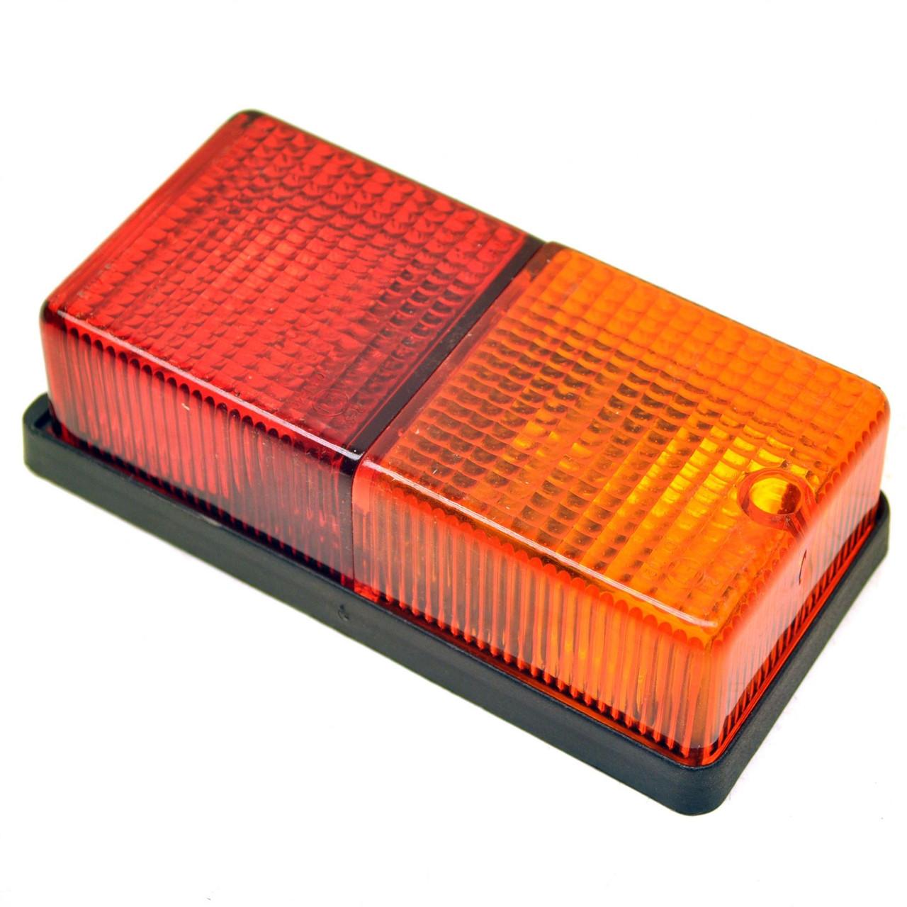 4 Function Rear Trailer Light / Lamp Electrics Caravan TR143