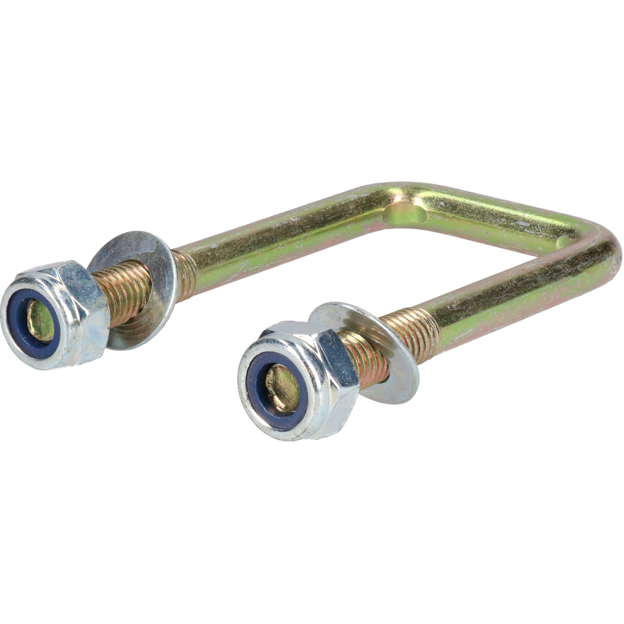 M10 40mm x 88mm UBolt / NBolt for Trailers 1 PAIR with Nuts HIGH TENSILE UBR02