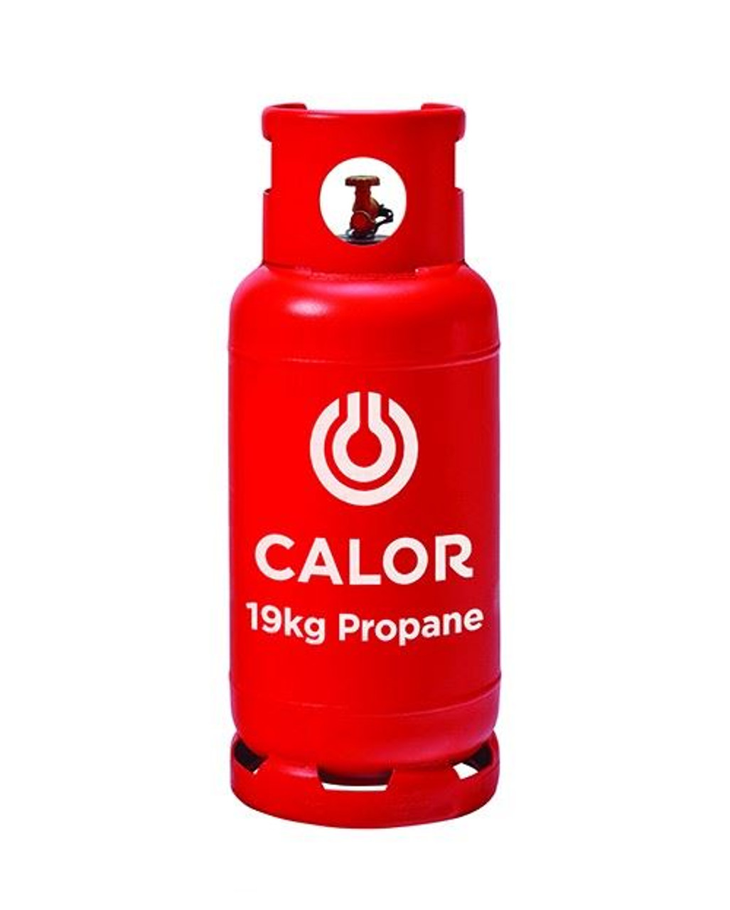 19kg Propane Calor Gas Bottle (Red - Collection Only)