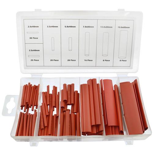 127 Piece Heat shrink Assortment kit AST32