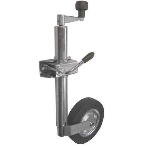 42mm Jockey Wheel with Clamp Mount for Erde Daxara Steel Wheel TR008_TR184