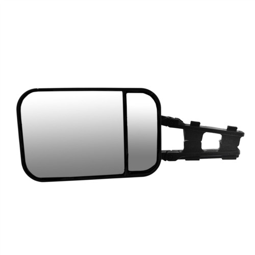 Caravan Towing Mirror Extension Dual Adjustable for Shaped or Large Mirror TR197