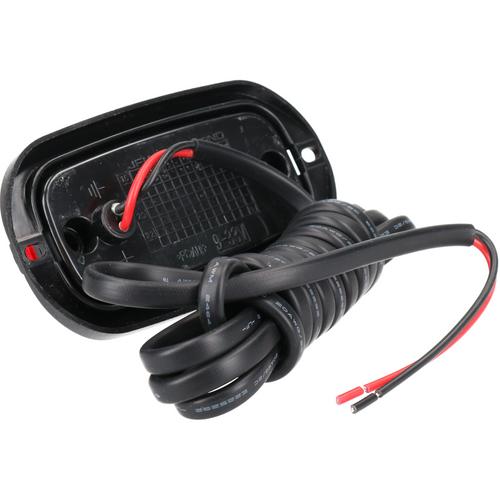 Trailer Caravan Red LED Rear Marker Light / Tail Lamp 12V or 24V TR099