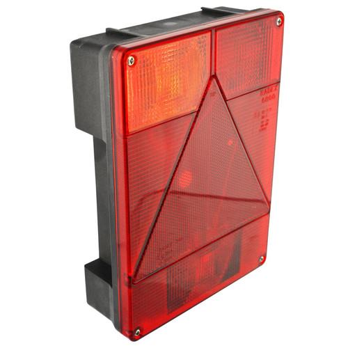 Trailer Light Radex Left Hand for Ifor Williams & Indespension Lamp TR200