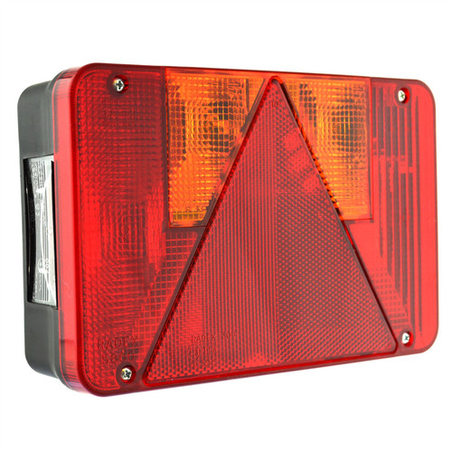 Trailer Light Radex Right Hand for Ifor Williams & Indespension Lamp TR207