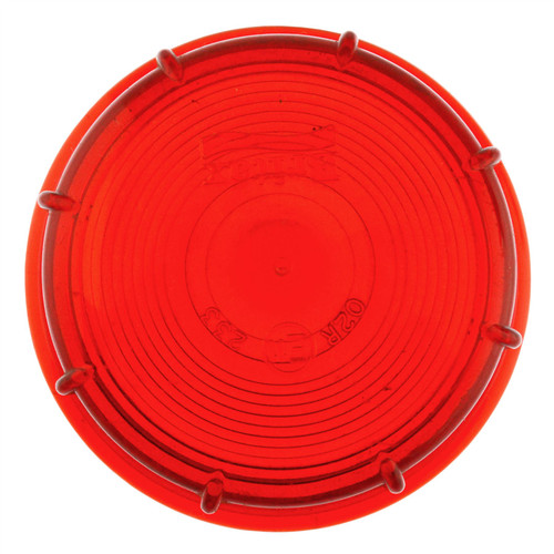 Britax Side Marker Replacement Lens RED Outline Light Lamp TR201