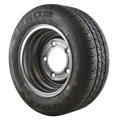 """185/60 R12C Tyre & Wheel Rim 5 Stud 104/101N 61/2"""" PCD TRSP37"""