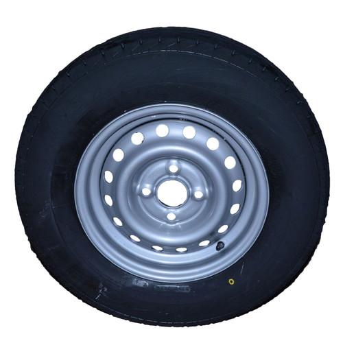 175 R13C Tyre & Wheel Rim 4 Stud 97/95Q 100mm PCD 8 Ply TRSP45