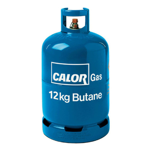 12kg Butane Calor Gas Bottle (Blue - Collection Only)