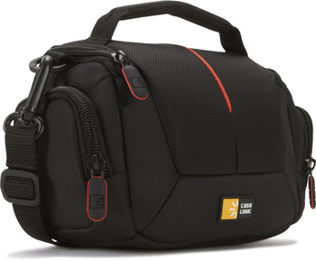 Compact Carrying Case Camcorder, Accessories - Black