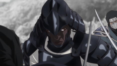 Redefining What Anime Can Be With 'Yasuke'