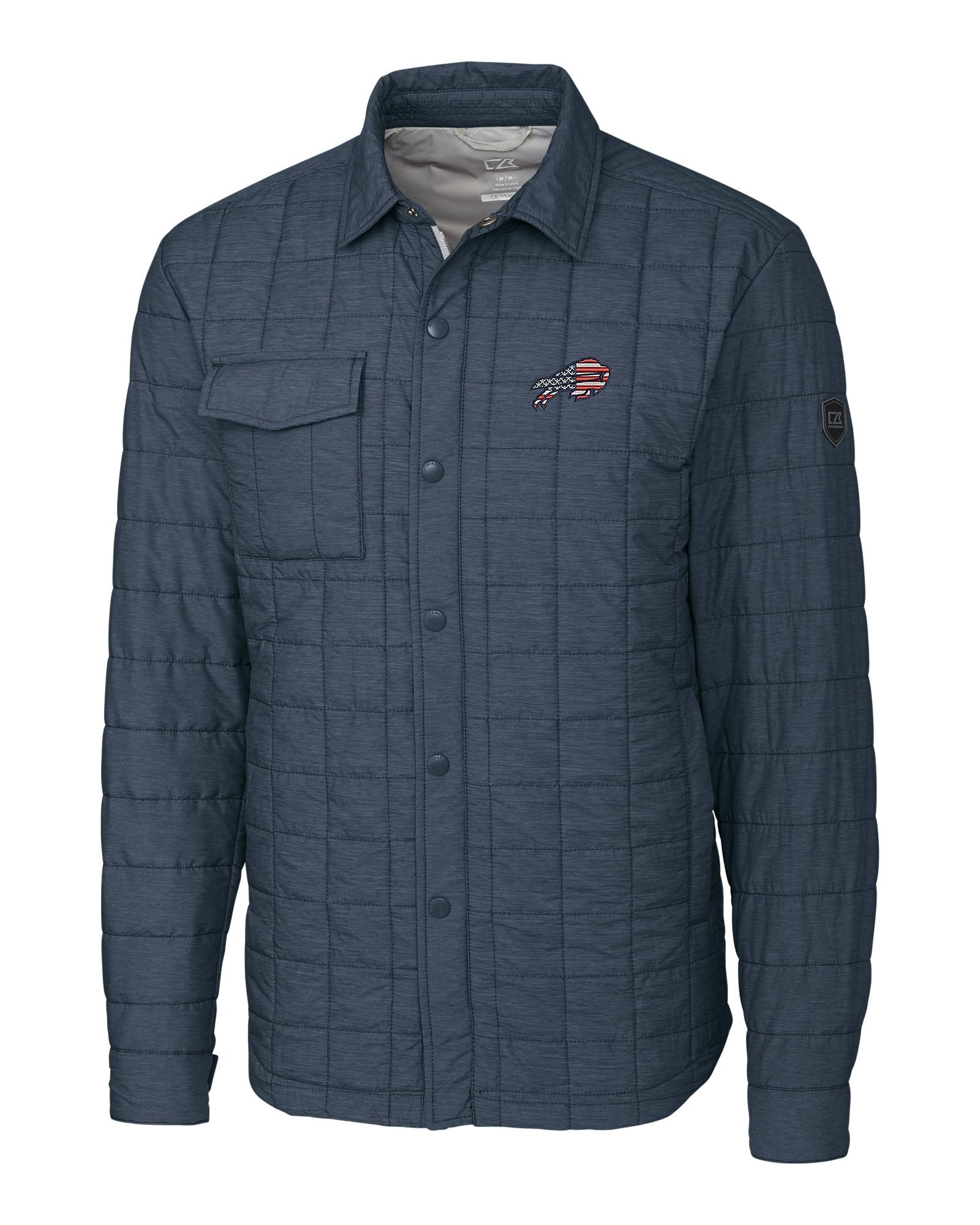 995a638c Buffalo Bills Americana Rainier Shirt Jacket