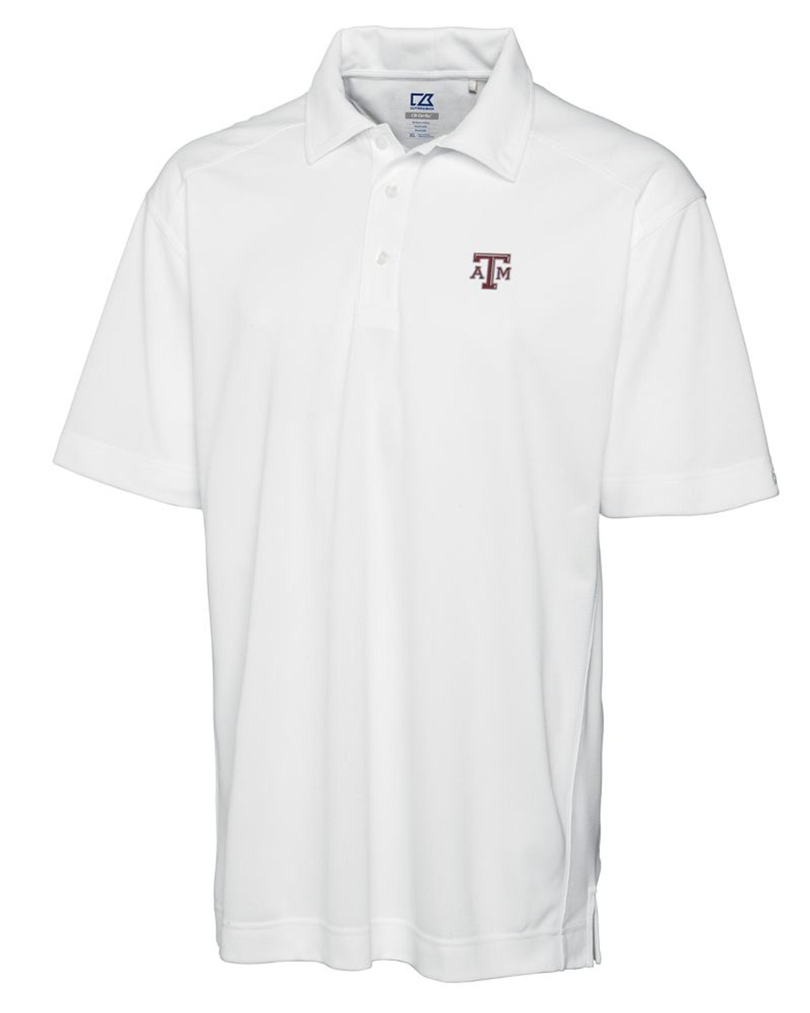 Texas Am University Aggies Cb Drytec Genre Polo