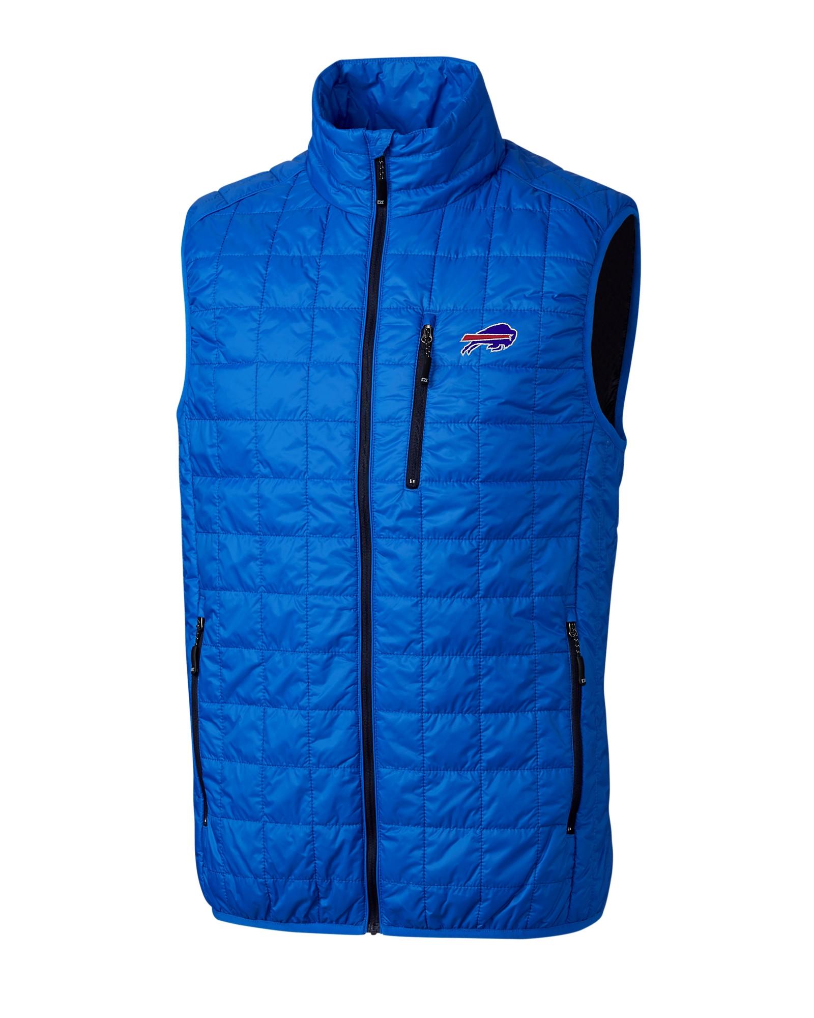 64970ed8 Buffalo Bills Rainier Vest