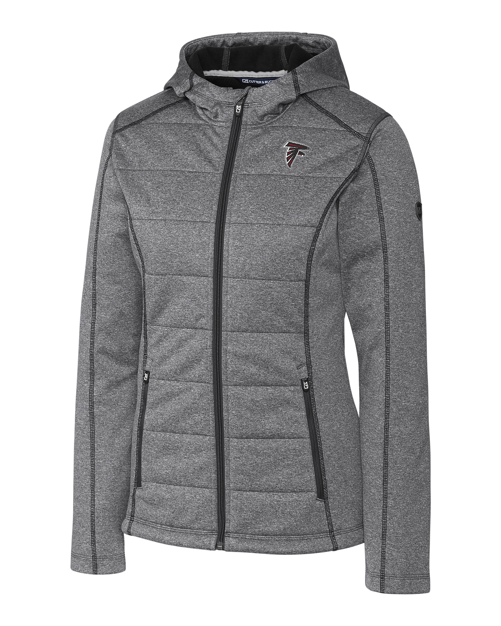 Atlanta Falcons Ladies' Altitude Jacket Cutter & Buck