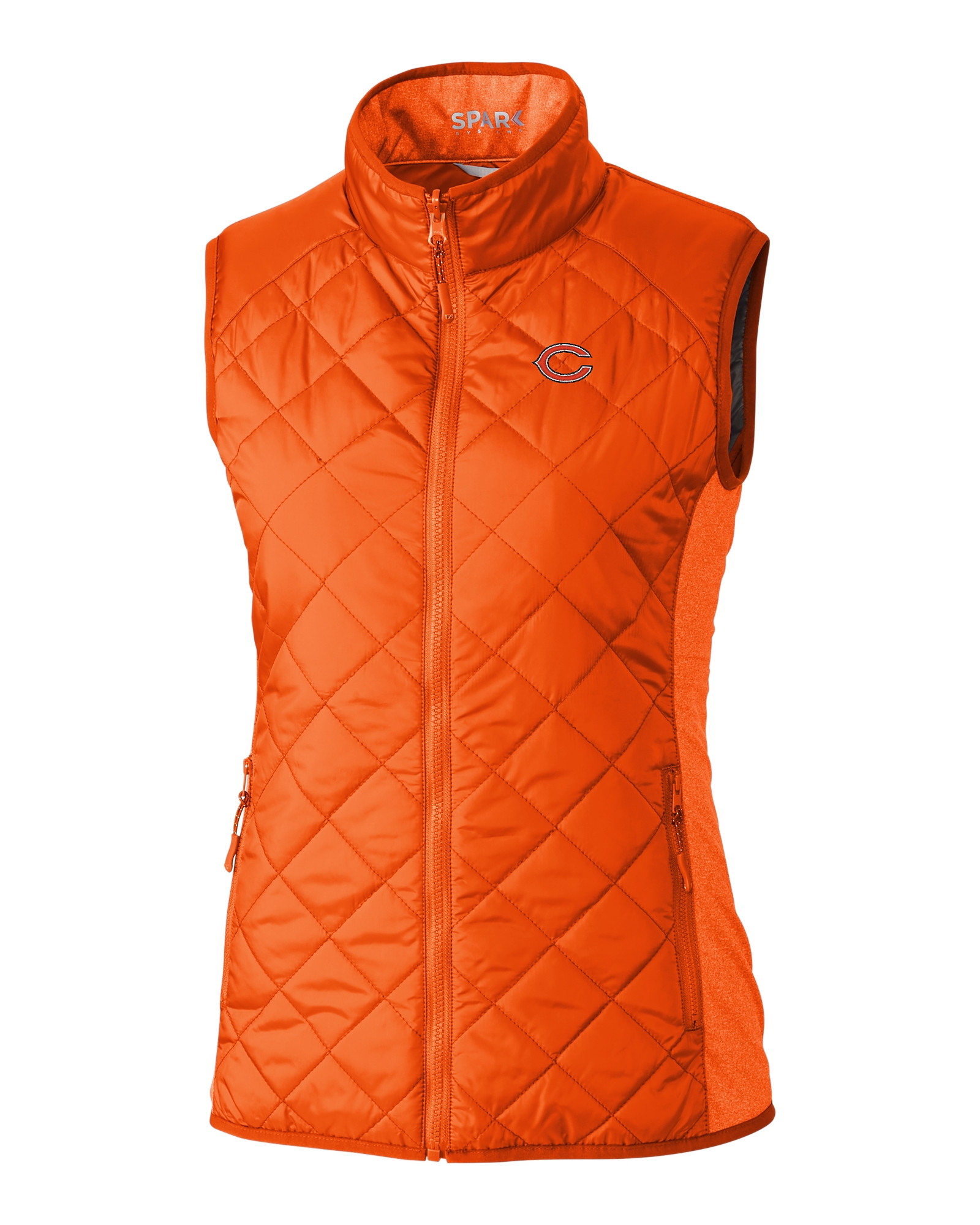 36cd84b6 Chicago Bears Ladies' Sandpoint Quilted Vest