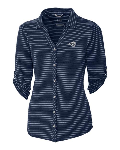 LA Rams Ladies' Academy Stripe