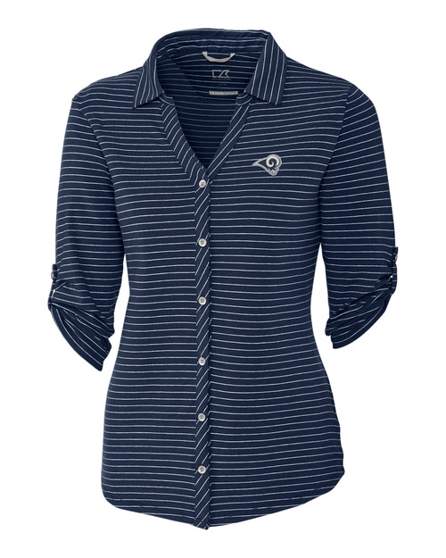 LA Rams Ladies' Academy Stripe