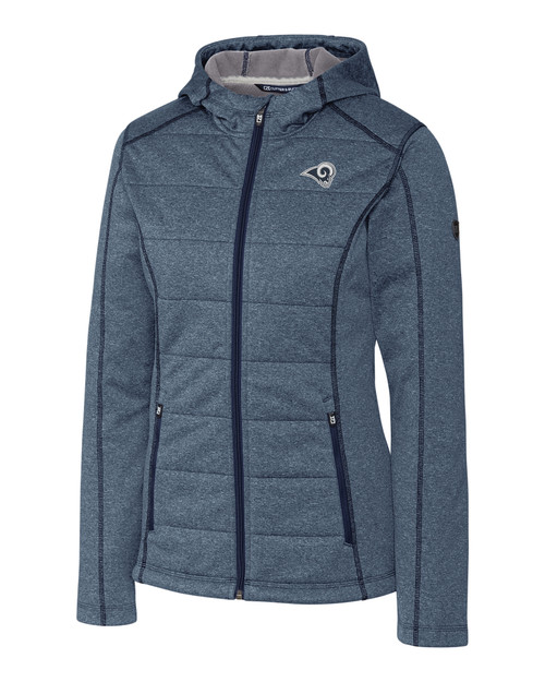 LA Rams Ladies' Altitude Jacket