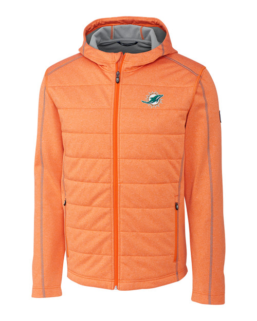 Miami Dolphins Altitude Quilted Jacket