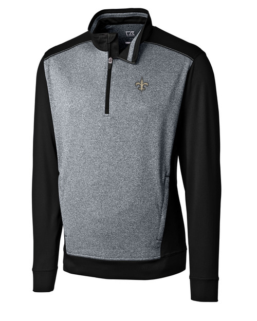 New Orleans Saints B&T Replay Half Zip 1