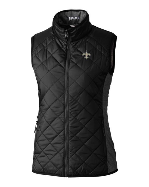 New Orleans Saints Ladies' Sandpoint Quilted Vest