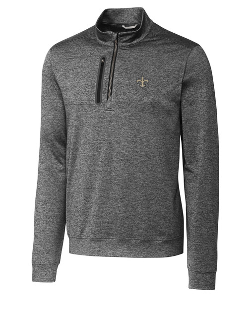 New Orleans Saints Stealth Half Zip