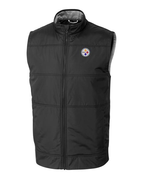 Pittsburgh Steelers Stealth Full Zip Vest