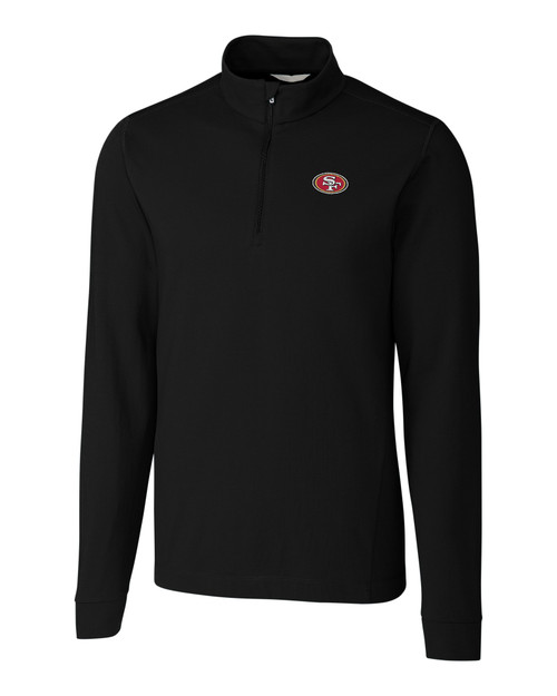 San Francisco 49ers B&T Advantage Zip Mock