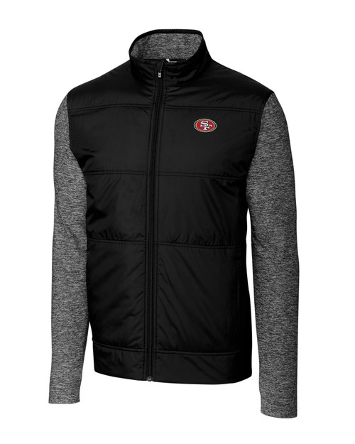 San Francisco 49ers B&T Stealth Jacket 1
