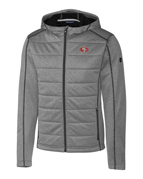 San Francisco 49ers Altitude Quilted Jacket 1