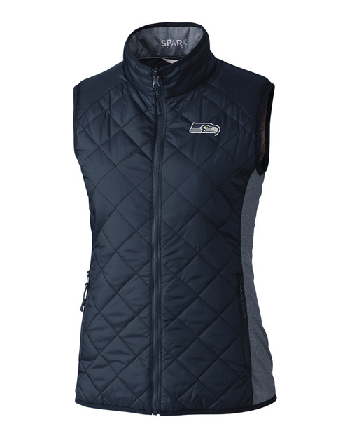 Seattle Seahawks Ladies' Sandpoint Quilted Vest