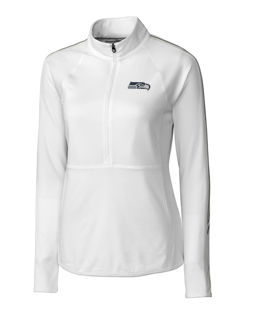 Seattle Seahawks Ladies' Pennant Sport Half-Zip
