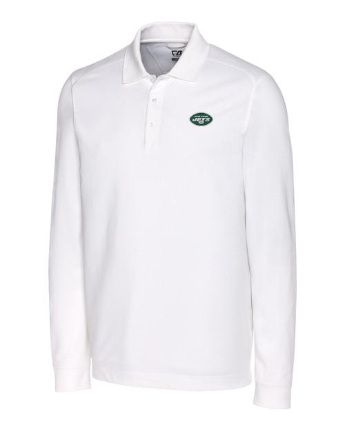 New York Jets Big & Tall Advantage L/S Polo  1