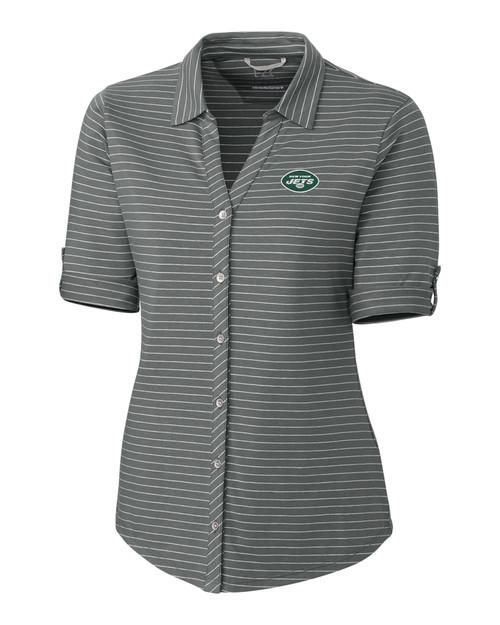 New York Jets Ladies' Academy Stripe