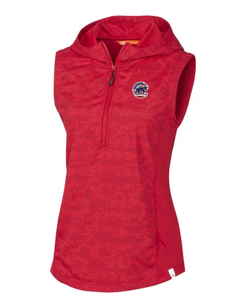 Chicago Cubs Americana Ladies' Swish Printed Vest