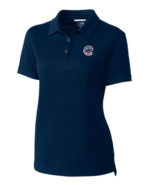 Chicago Cubs Americana Ladies' Advantage Polo